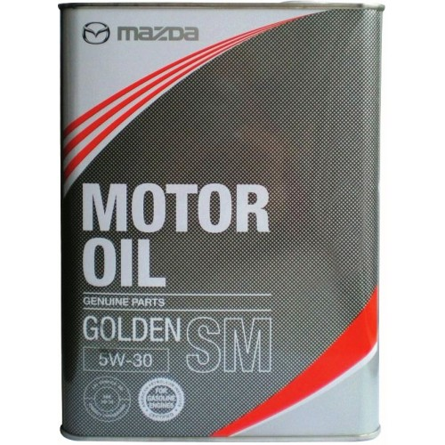 Mazda golden sm 5w30